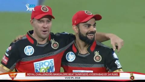 RCB stay alive after Royal run-fest