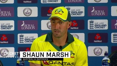 We lost wickets at key times again: Marsh