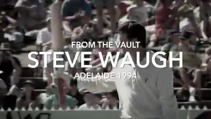 From the Vault: Steve Waugh's 164 against SA