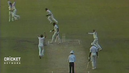 "From the Vault: Lillee's spell to ""nervous"" Viv"