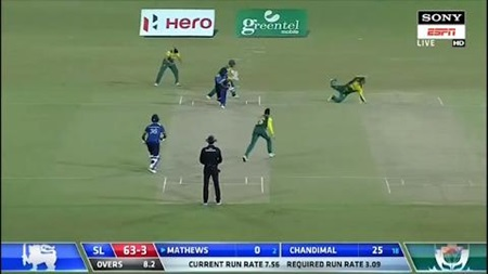 Miracle catch not enough to stop SL win