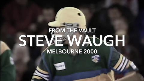 FTV2018---Steve-Waugh---Melbourne-2000-still