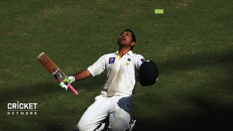 Sarfraz reflects on one of his best Test innings