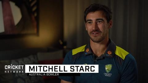 Starc's focus on stumps and success over sledging