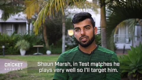 Pakistan bowlers pick their Aussie targets