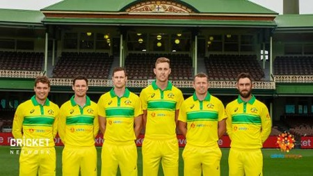 Aussies to don some classic retro gear