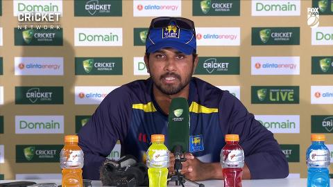 Chandimal laments batting collapses