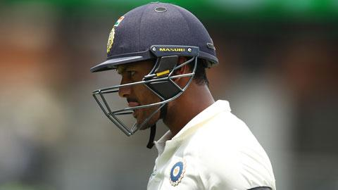 Agarwal disappointed to miss century