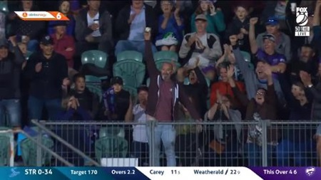 Old Mate pulls in superb crowd catch