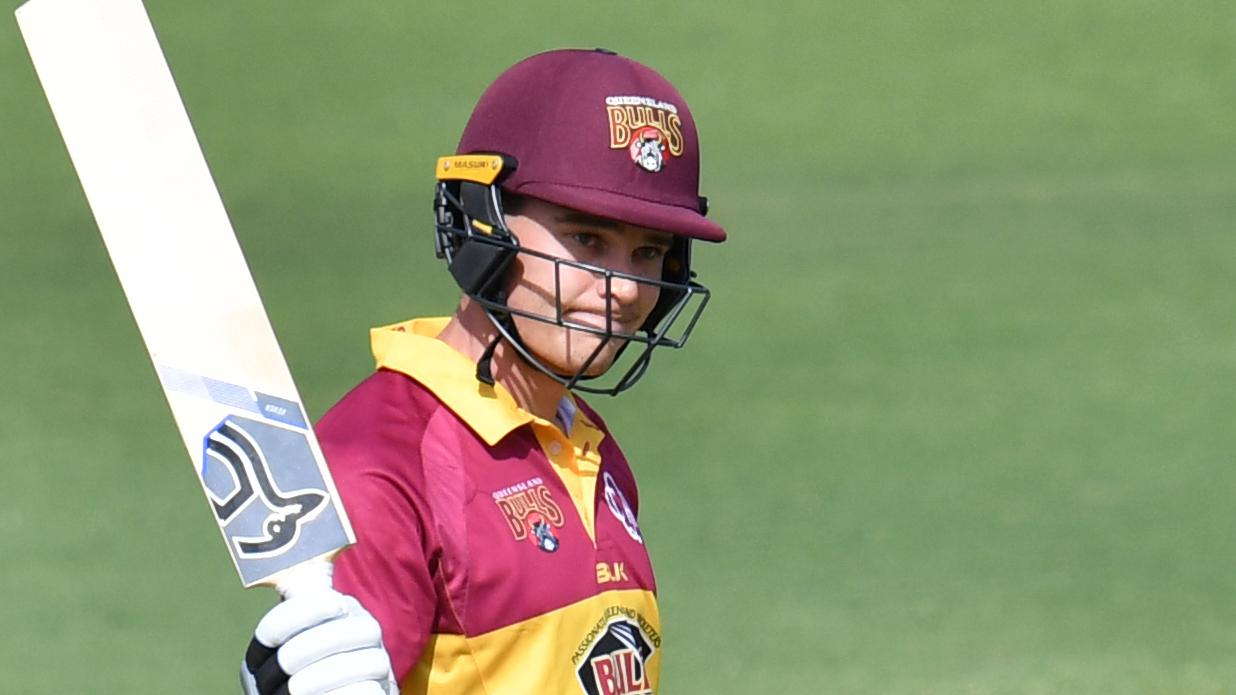 Heazlett's hot form continues with fourth straight fifty
