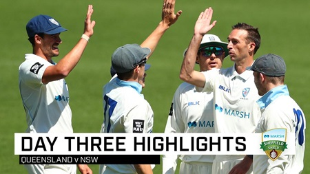 Blues close in as Marnus stands firm at the Gabba
