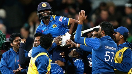 From the Vault: Gunaratne steals victory for SL in Geelong