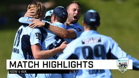 All-round Blues hand Western Australia first loss