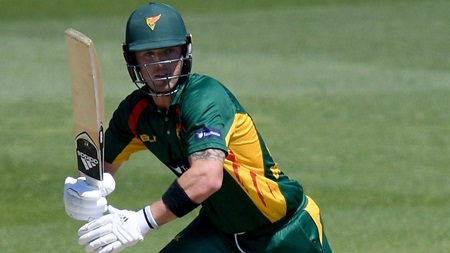McDermott tunes up for T20Is with quick-fire half-century