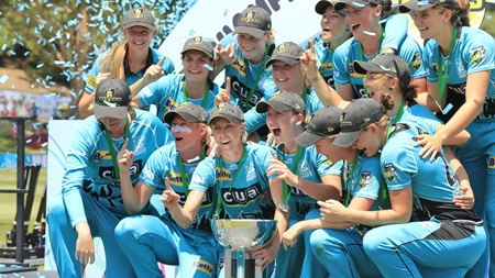 Mooney recalls epic knock and the moment the Heat won WBBL|04
