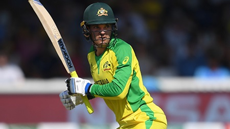 Carey targets T20 World Cup after breakthrough winter