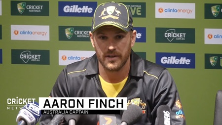 'I'm ready to go': Finch confirms availability