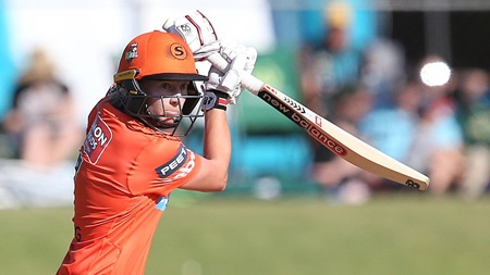 Lanning shines with WBBL half-century