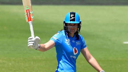 McGrath blazes her way to match-winning knock