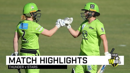 Thunder edge home to deny Stars