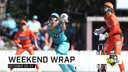 A couple of thrillers and a case of WBBL déjà vu