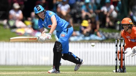 Best of Tahlia McGrath at WBBL Brisbane Festival Weekend