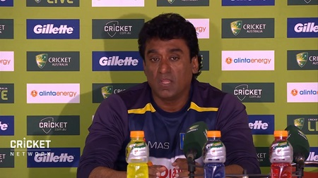Gutted Sri Lankan coach labels loss 'unacceptable'