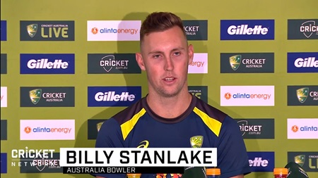 Stanlake 'feeling strong' upon Australian return