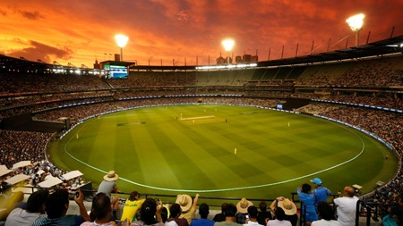 No place like home! Aussie stars on their home ground