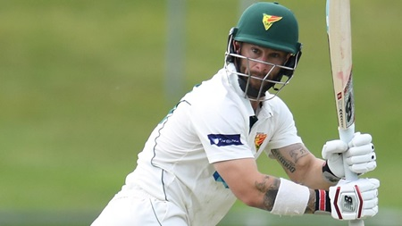Wade tunes up for Test summer with Shield half-century