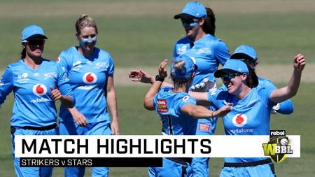Devine delights as Strikers hold off Stars