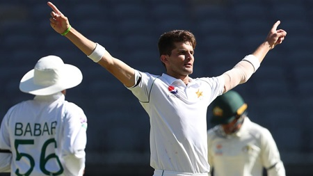 Watch all 10 Australia A wickets in Perth