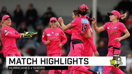 Perry powers Sixers to emphatic win