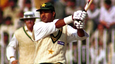 From the Vault: Ijaz Ahmed's fourth-innings special