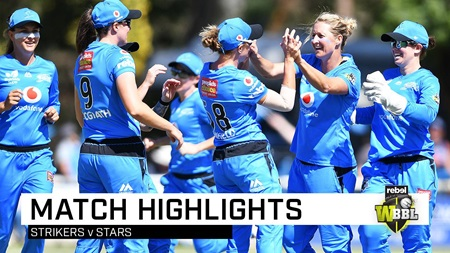 Silky Strikers prove too strong for Stars