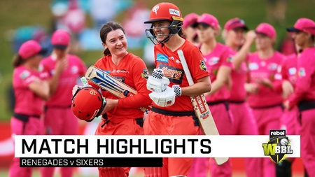 Renegades take revenge in last-ball thriller