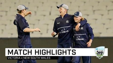 Short, Siddle star as Vics keep NSW at bay