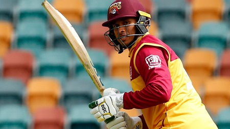 Khawaja responds to Test axing with 86no