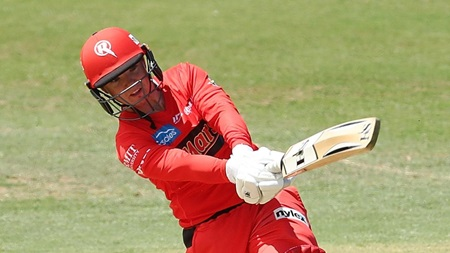 Duffin's defiant knock lifts Renegades