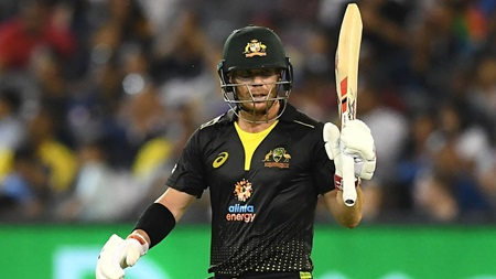 Every boundary from Warner's awesome T20I campaign