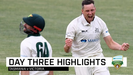 Vics fight hard but Tigers close in on victory