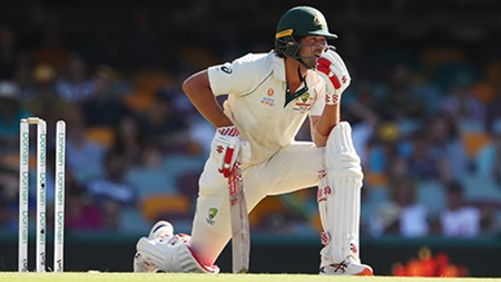 Labuschagne 'heartbroken' after Burns misses a century