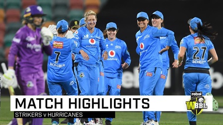 Strikers claim final-ball thriller over the 'Canes