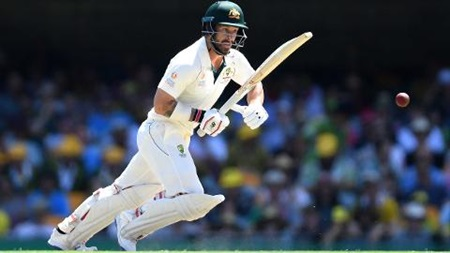 Wade continues Test run spree with Gabba fifty