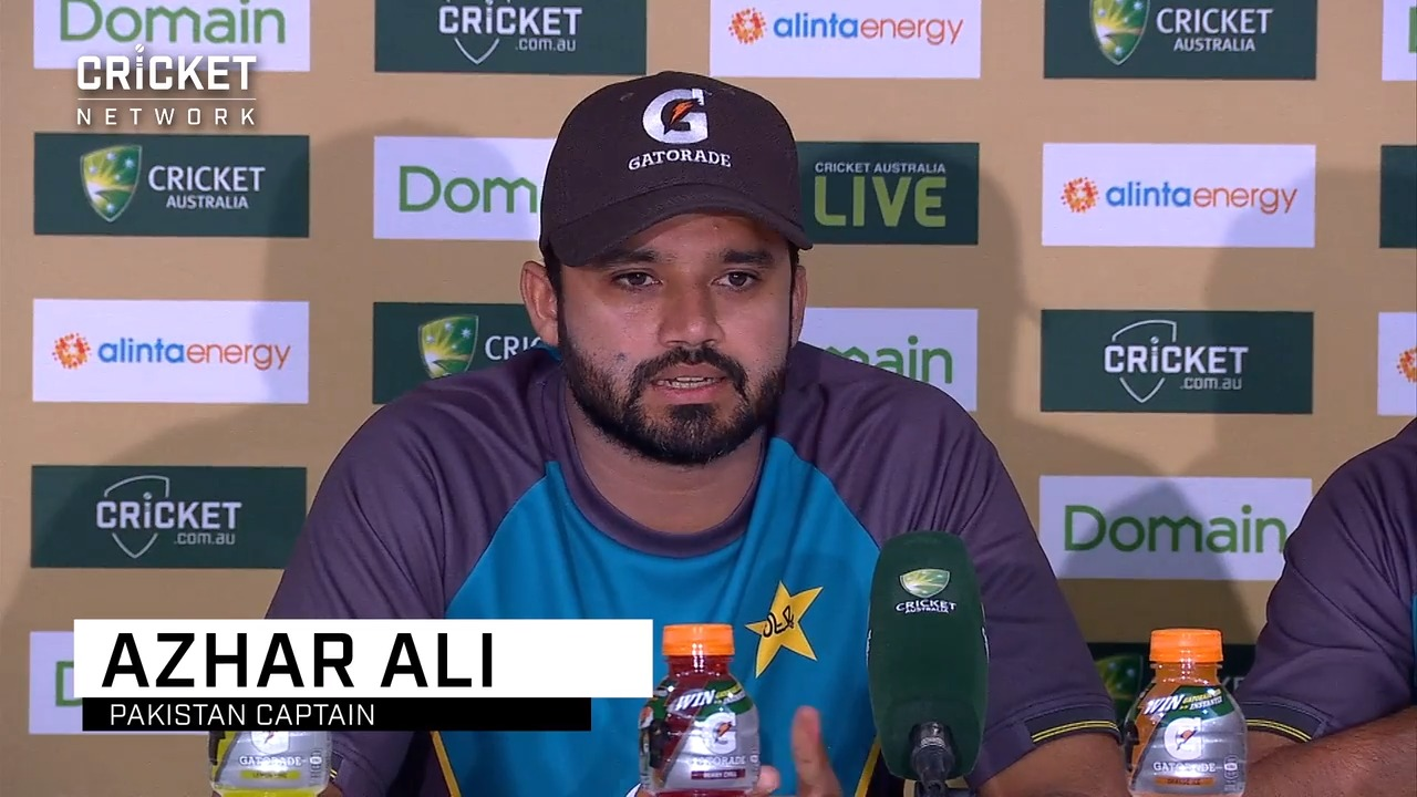 Captain Azhar proud of 'fight' despite innings defeat