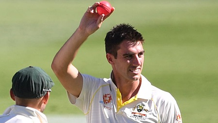 Fast bowlers' dream: Cummins looks ahead to Adelaide