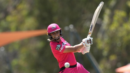Gardner fires off fifty against the Scorchers