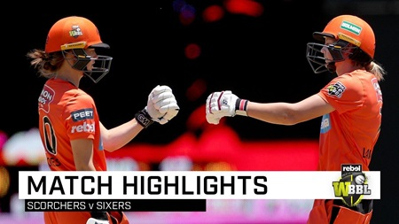 Scorchers edge out Sixers, close in on finals