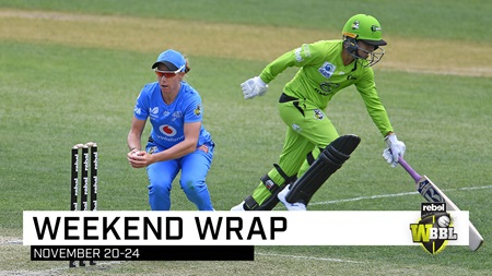 Penultimate WBBL weekend provides plenty of action