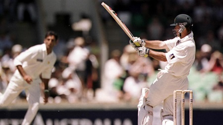 Ponting recalls highs and lows of '99 Pakistan series